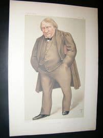 Vanity Fair Print 1879 Joseph Ernest Renan. Literary
