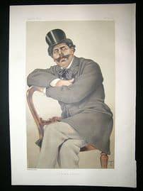 Vanity Fair Print: 1879 Paul de Granier de Cassagnac