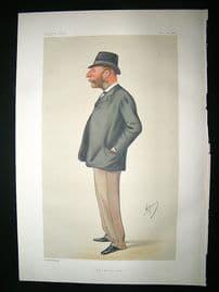 Vanity Fair Print: 1879 Percy Florence Shelley