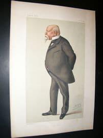 Vanity Fair Print 1879 Samuel Ward, American