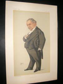 Vanity Fair Print 1880 Jean Baptiste Leon Say