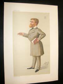 Vanity Fair Print 1880 John George Tollemache Sinclair, Literary