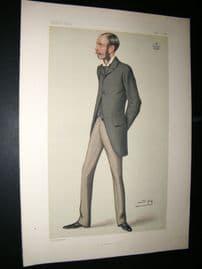 Vanity Fair Print 1880 Lord Ardilaun, Arthur Guinness. Irish