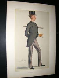 Vanity Fair Print 1880 Lord Inverurie, Politician