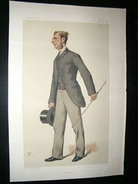 Vanity Fair Print: 1881 John Edmund Comerell