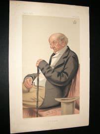 Vanity Fair Print 1881 Lord Blackburn, Legal