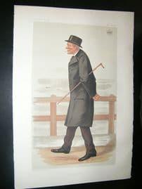 Vanity Fair Print: 1882 Earl of Munster