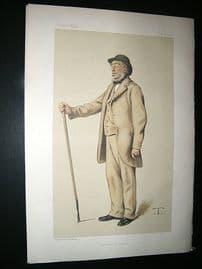 Vanity Fair Print: 1882 John Bennet Lawes, Doctor