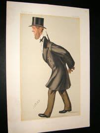 Vanity Fair Print 1884 George Charles Brodrick