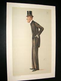 Vanity Fair Print 1885 E. R. Sullivan