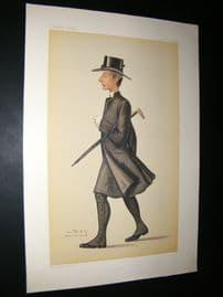 Vanity Fair Print 1885 George Howard Wilkinson, Bishop of Truro