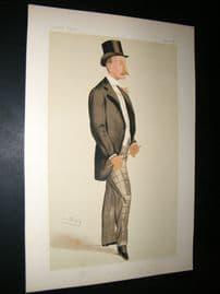 Vanity Fair Print 1885 Lord Charles Innes-Ker