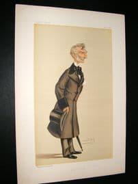 Vanity Fair Print 1886 James Taylor Ingham