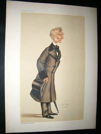 Vanity Fair Print: 1886 James Taylor Ingham, Police