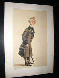 Vanity Fair Print: 1886 James Taylor, Police