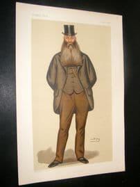 Vanity Fair Print 1886 John Henry Kennaway
