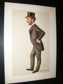 Vanity Fair Print 1886 John O'Connor Power, Irish