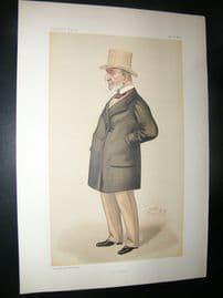Vanity Fair Print: 1886 John Simon, Legal