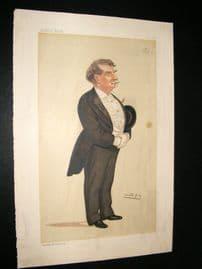Vanity Fair Print 1886, Lord Ellenborough, Legal