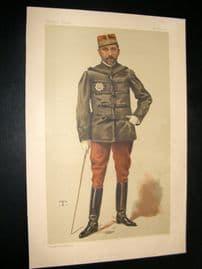 Vanity Fair Print 1887 Gen George Boulanger