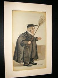 Vanity Fair Print 1887 Rev James Leigh Joynes