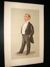 Vanity Fair Print 1888 Charles Hall