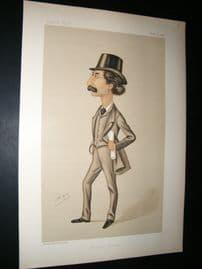 Vanity Fair Print 1888 Edward Hare Pickersgill