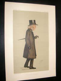 Vanity Fair Print 1888 George Granville Bradley, Dean of Westminster