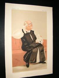 Vanity Fair Print 1888 Rt. Rev. Harvey Goodwin