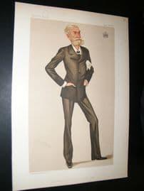 Vanity Fair Print 1888 The Earl Cathcart, Doctor