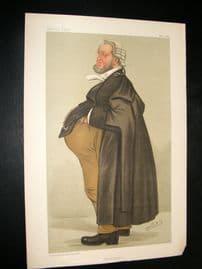Vanity Fair Print 1889 John Patrick Murphy