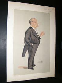 Vanity Fair Print 1889 Prince Soltykoff, Royal