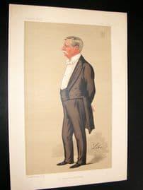 Vanity Fair Print 1890 Andrew Barclay Walker, Businessman
