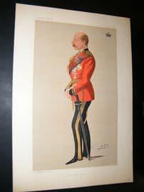 Vanity Fair Print 1890 Duke of Connaught & Stratham