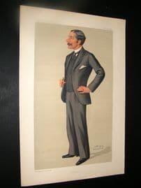 Vanity Fair Print 1890 Joseph Fletcher Green