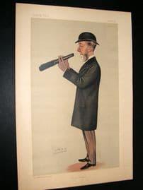 Vanity Fair Print 1890 Joseph Henry Houldsworth