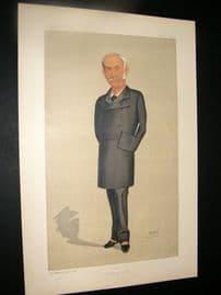 Vanity Fair Print 1890 Sir Edward Bradford