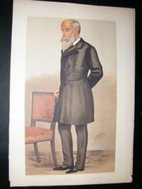 Vanity Fair Print: 1890 Stewart Pixley, Business, Spy