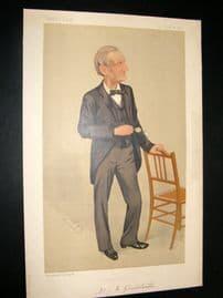 Vanity Fair Print 1891 J. H. Gladstone