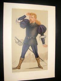 Vanity Fair Print 1891 Jean de Reszke, Music