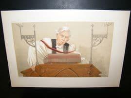 Vanity Fair Print 1892 Canon Alfred Ainger