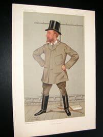 Vanity Fair Print 1892 Henry Arthur Jones, Theatre