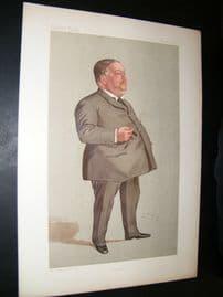Vanity Fair Print 1892 Jabez Spencer Balfour