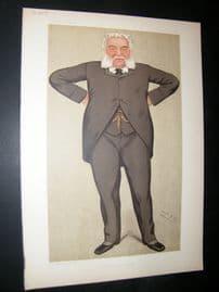 Vanity Fair Print 1892 John William Maclure