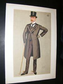 Vanity Fair Print 1892 Lord Houghton