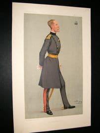 Vanity Fair Print 1892 Lord Methuen