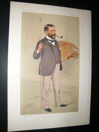 Vanity Fair Print 1892 Mr Luke Fildes, Artist