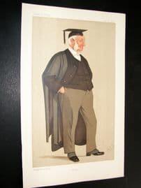 Vanity Fair Print 1892 Rev. Edward Hale