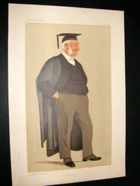 Vanity Fair Print 1892 Rev. Edward Hale, Teacher