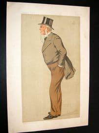 Vanity Fair Print 1893 Lord Morris of Spiddal. Michael Morris